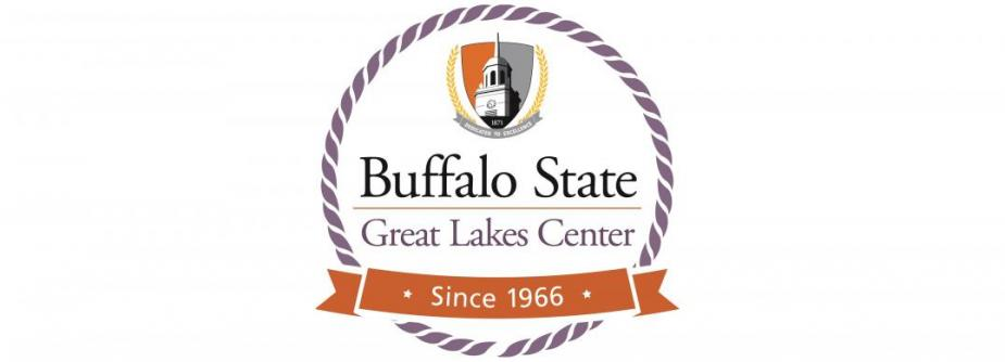 the symbol for Great Lakes Center.