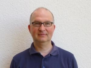 portrait of Serghei Bocaniov